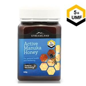 Streamland麦卢卡蜂蜜5+ 500g