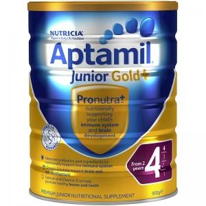 (澳洲发货)爱他美Aptamil金装4段牛奶粉