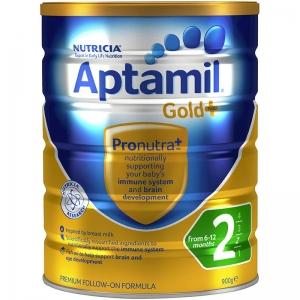 (澳洲发货)爱他美Aptamil金装2段牛奶粉