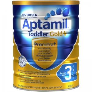 (澳洲发货)爱他美Aptamil金装3段牛奶粉