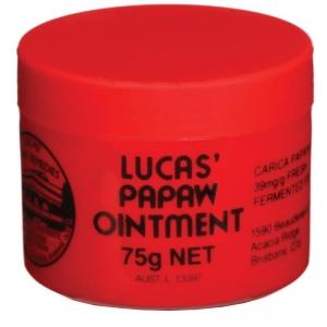 Lucas Papaw神奇番木瓜膏 75g