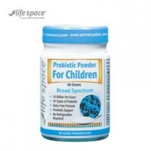 两瓶包邮!Life Space 益生菌粉/3-12岁儿童 60g