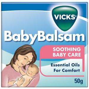 Vicks Baby Balsam宝宝止咳通鼻膏 50g