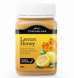 促销!Streamland 柠檬蜂蜜 500g