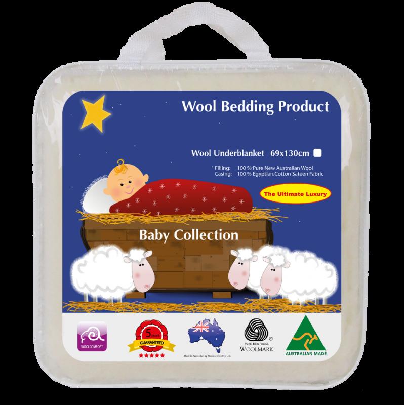 Baby Wool Underlay婴儿羊毛衬垫69*130