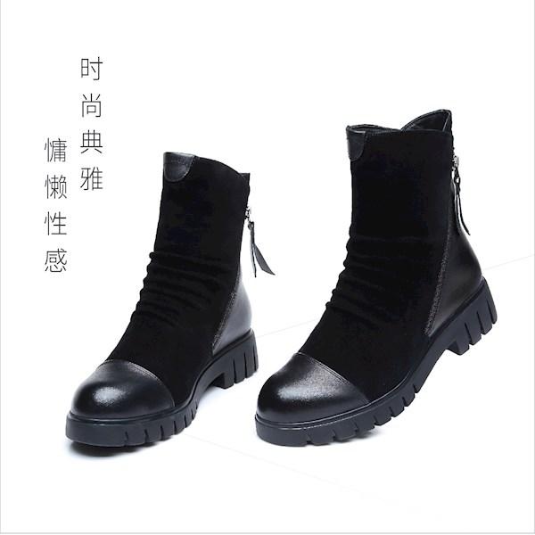 EVER UGG 秋冬新款 Lina 21767 双拉链厚底靴