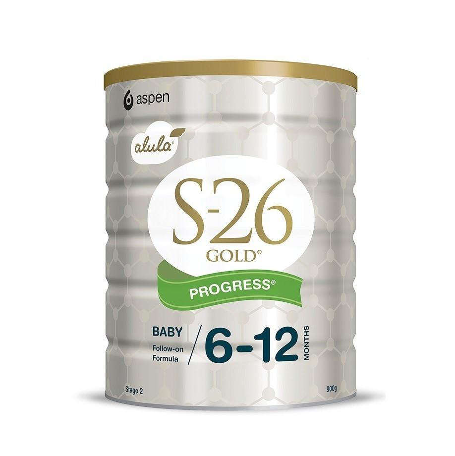 3罐包邮!Wyeth惠氏S26金装牛奶2段