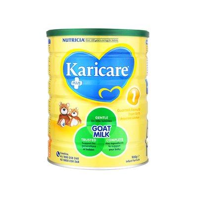 Karicare羊奶粉1段 900g