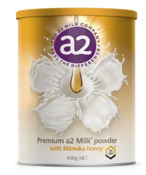 3罐装 A2 麦卢卡蜂蜜奶粉 400克  包邮!