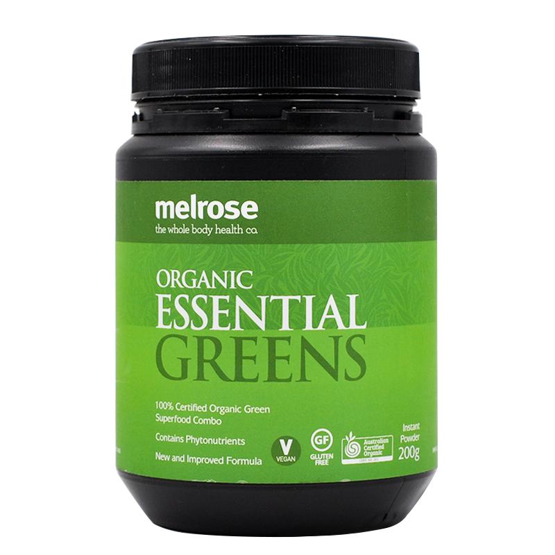 【特价】4瓶装 包邮!Melrose 澳洲绿植精萃粉(全能绿瘦子)200g