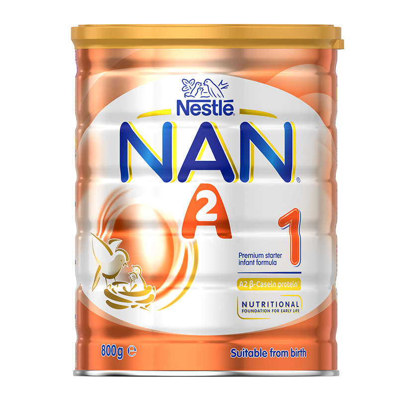 3罐包邮!Nestle 雀巢能恩超级a2 奶粉1段【澳邮快运约2-3周】