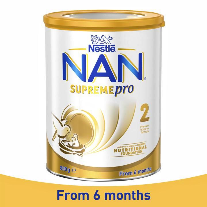 3罐包邮! Nestle 雀巢超级能恩水解蛋白婴幼儿奶粉2段