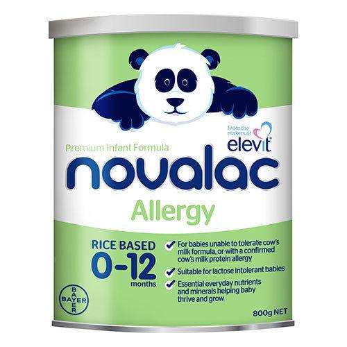 3罐包邮! Novalac 宝怡乐抗过敏婴儿奶粉 800g