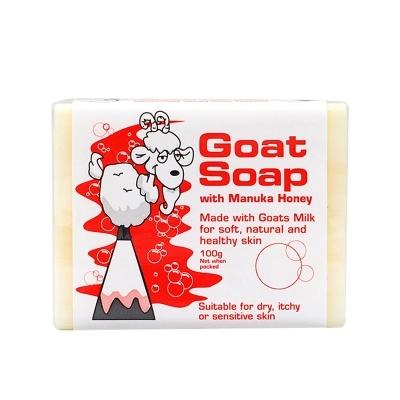 【特价】10块装 包邮!Goat Soap DPP羊奶皂 蜂蜜 100g