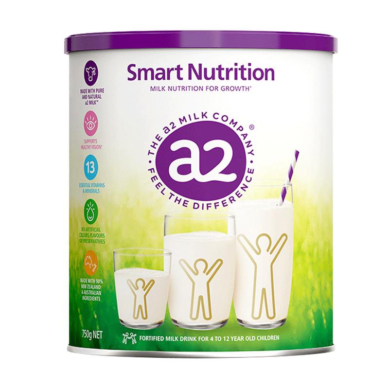 3罐包邮!A2儿童成长营养奶粉 750g