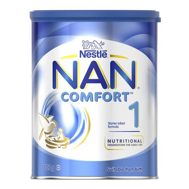 NAN Comfort 雀巢 舒适能恩一段 800克