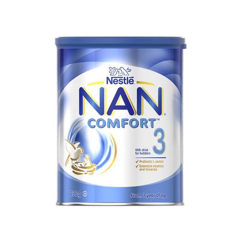 NAN Comfort 雀巢 舒适能恩三段 800克