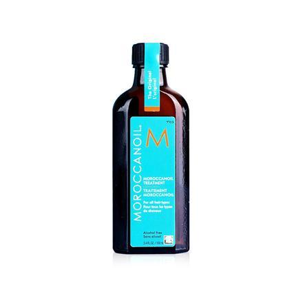 4瓶装 包邮!Moroccanoil 摩洛哥护发油 100ml