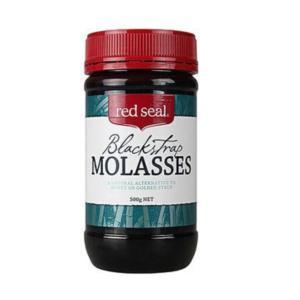 【特价】4瓶装 包邮!Red Seal 红印黑糖 500g