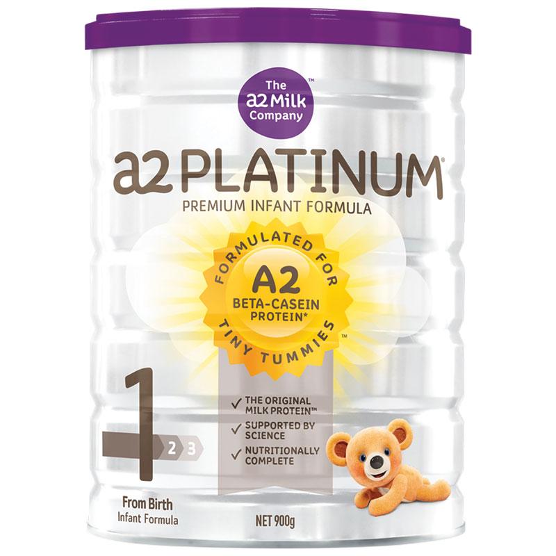 A2 Platinum白金系列高端婴儿奶粉1段