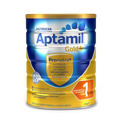 (澳洲发货)爱他美Aptamil金装1段牛奶粉