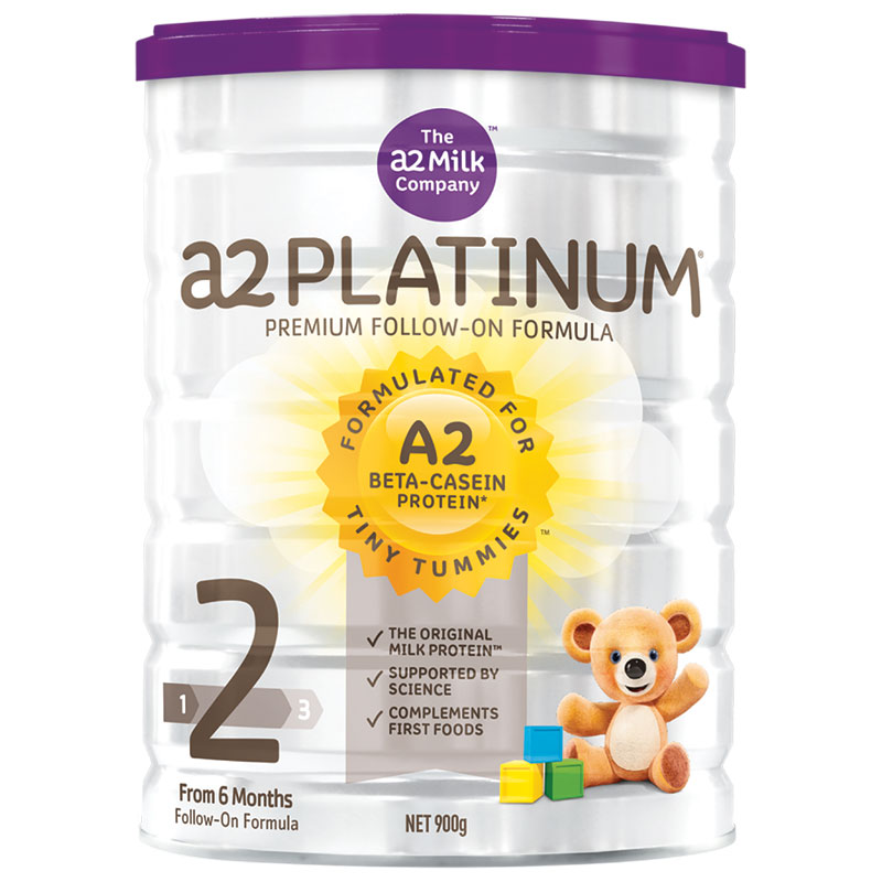 A2 Platinum白金系列高端婴儿奶粉2段