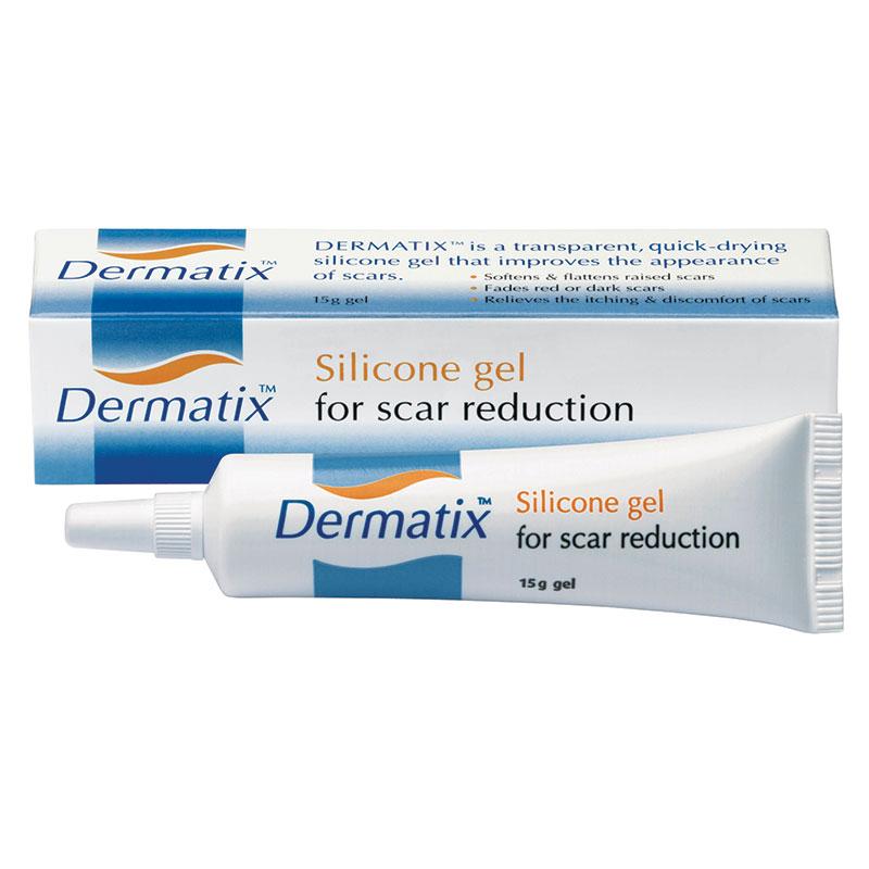 (可免费与海淘订单合箱)Dermatix 祛疤膏 15g