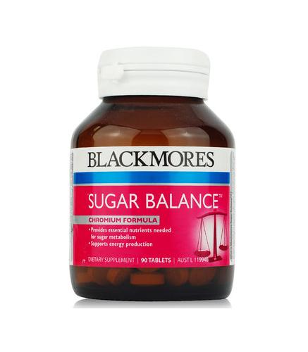 2罐包邮装  Blackmores 血糖平衡片 90粒