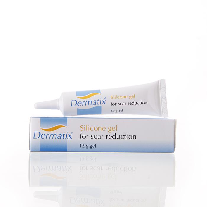 【特价】4支装 包邮!Dermatix 祛疤痕舒痕烫伤凝胶 15g