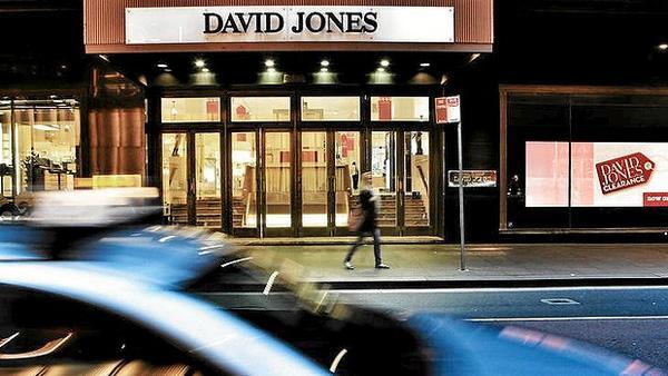 """DAVID JONES""网站代购下单"