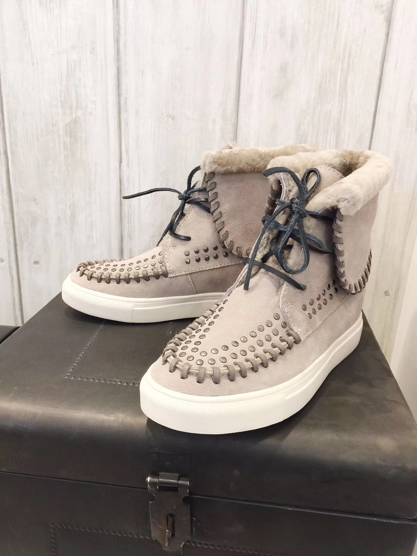 Edgii 2017秋款女靴 EDF0005