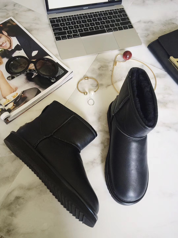 Edgii Waterproof Mini Classic经典防水低筒靴 EDC0003
